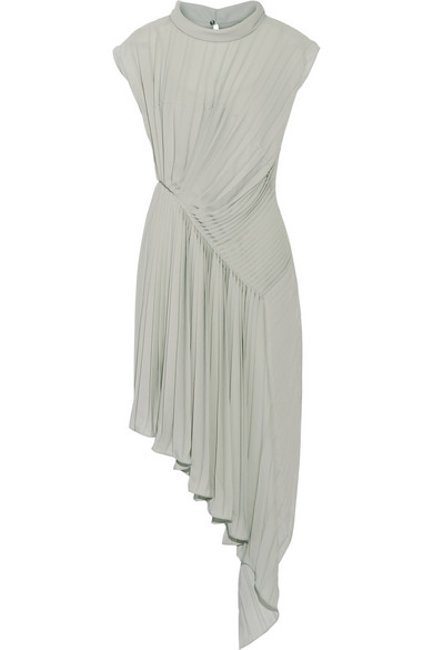 maisonmargiela_pleateddress