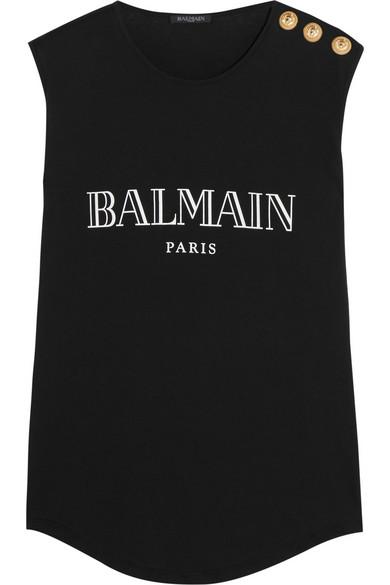 balmain-blacktshirt