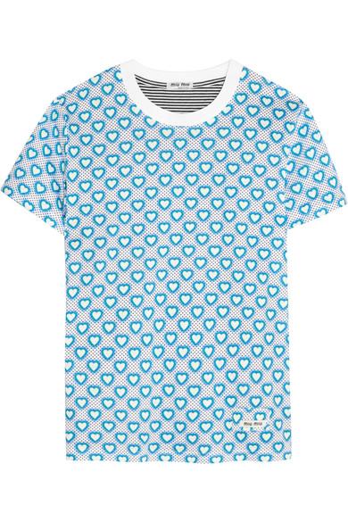 Tops the untitled boutique for Miu miu t shirt